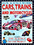 Cars, Trains and Other Land Vehicles, Nigel Hawkes, 0761308415