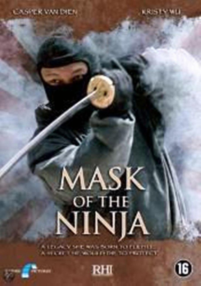 Mask of the Ninja 2008 Widescreen - Uncensored Reino Unido ...