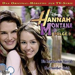 Die krächzende Hannah / Geschwister-Zwist (Hannah Montana 9)