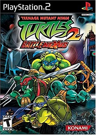 Teenage Mutant Ninja Turtles 2 - Battle Nexus: Amazon.es ...