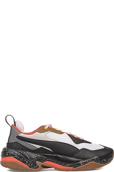 2522202fb08 Puma Sneakers Thunder Electric 367996 White - Black - Mandarine Red