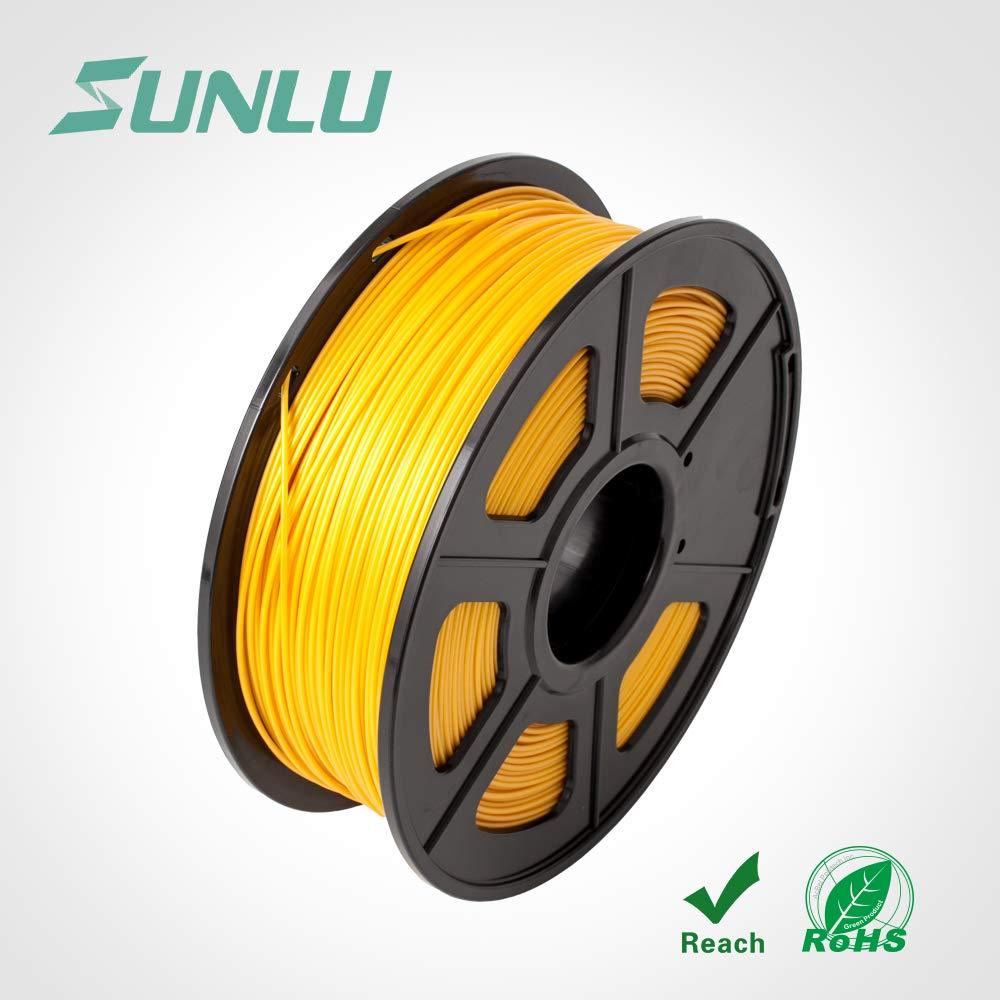Suministros de impresión 3D Filamento PLA de 1,75 mm, precisión ...