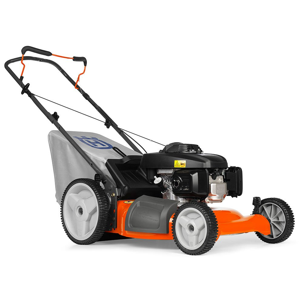 Husqvarna 7021P 21-Inch 160cc Honda GCV160 Gas Powered 3-N-1 Push Lawn Mower Review