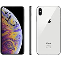 Apple iPhone Xs Max Dual SIM With FaceTime - 512GB, 4G LTE, Silver