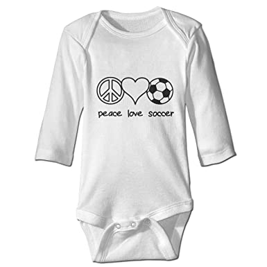 Cnfoldjfong Soccer Moms Long Sleeve Onesies Outfits