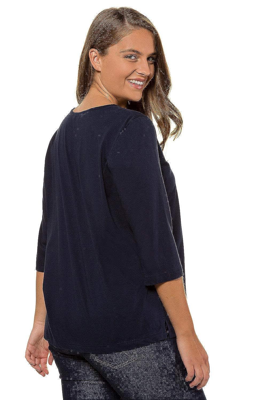 Ulla Popken Damen große Größen Shirt 719496 B07J63TBGB B07J63TBGB B07J63TBGB T-Shirts Neuankömmling edd33d