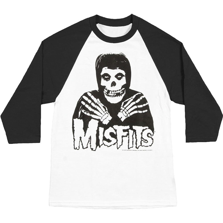Misfits Crossed Hands野球ジャージー B00LMAM9GA M