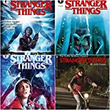 Stranger Things #1 4 Comic Book Set Cover A B C D