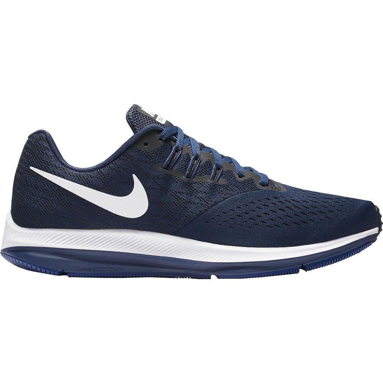 (ナイキ) Nike メンズ ランニングウォーキング シューズ靴 Nike Air Zoom Winflo 4 Running Shoes [並行輸入品] B0785LMVRX 9.5-Medium