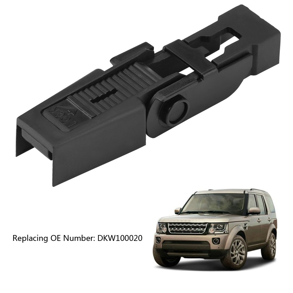Amazon.com: Qiilu Car Front Wiper Blade Retaining Clip for Land Rover Discovery 2 DKW100020: Automotive