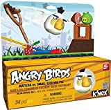 K'NEX Angry Birds Matilda versus Small Sleeping Pig Building Set