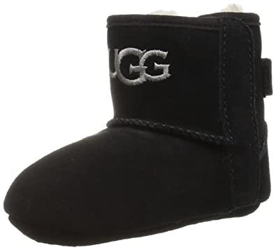 UGG Kids I Jesse II Fashion Boot,Black,1 M US Infant