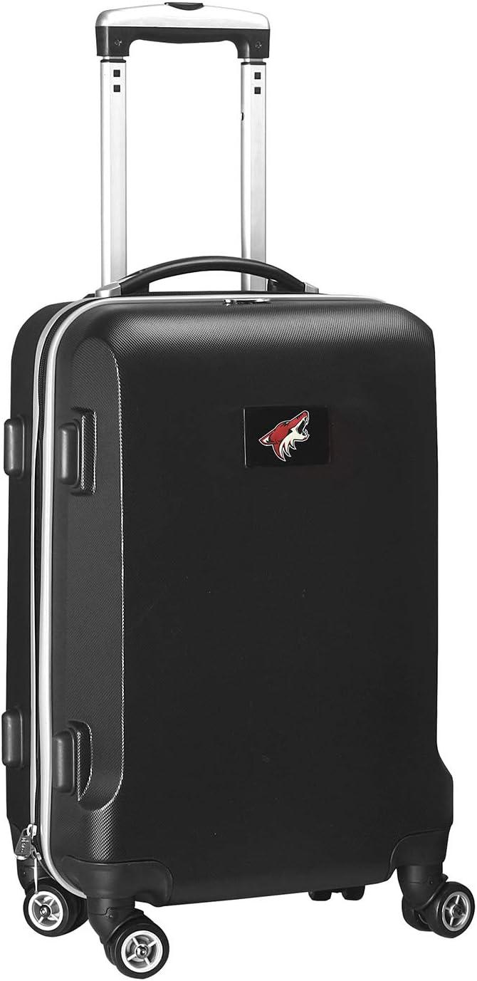 Denco NHL Carry-On Hardcase Spinner Black
