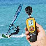 URPRO Anemometer, Digital Mini Back Light LCD