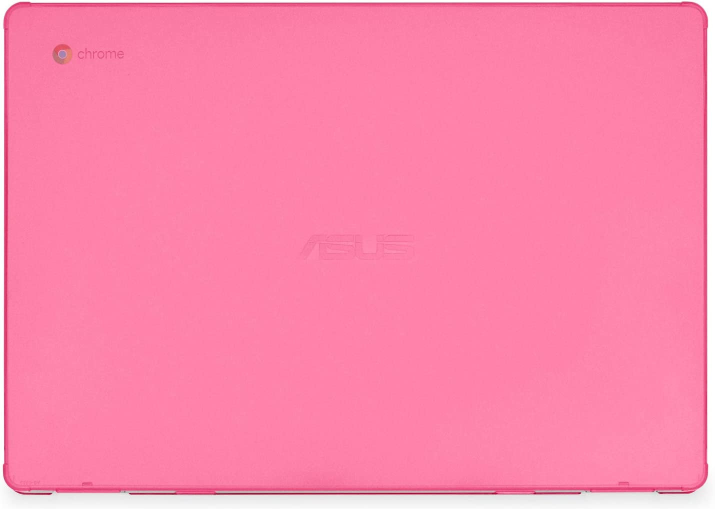 mCover Hard Shell Case for 15.6-inch ASUS Chromebook C523NA Series Laptop - ASUS C523 Pink