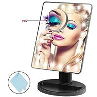 Nettoyeur Pinceaux de Maquillage, BEQOOL portable électronique automatique nettoyeur de pinceaux Automatique aussi Séchage Avec 8 Rotation 360 Degrés Caoutchouc