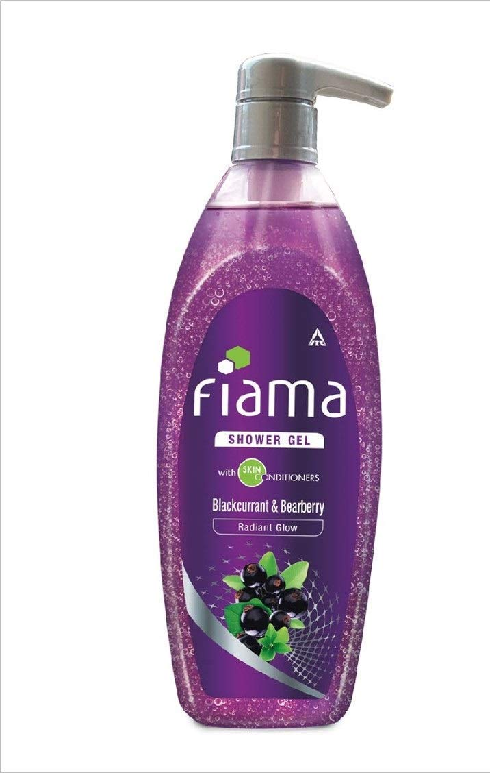 Fiama Blackcurrant And Bearberry Shower Gel, 500ml