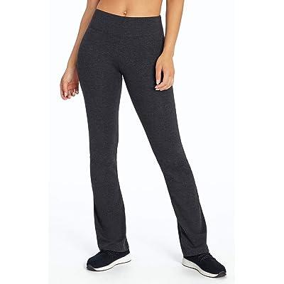 BALLY Women's Barely Flare Bootcut Legging: Clothing