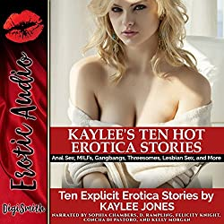Kaylee's Ten Hot Erotica Stories