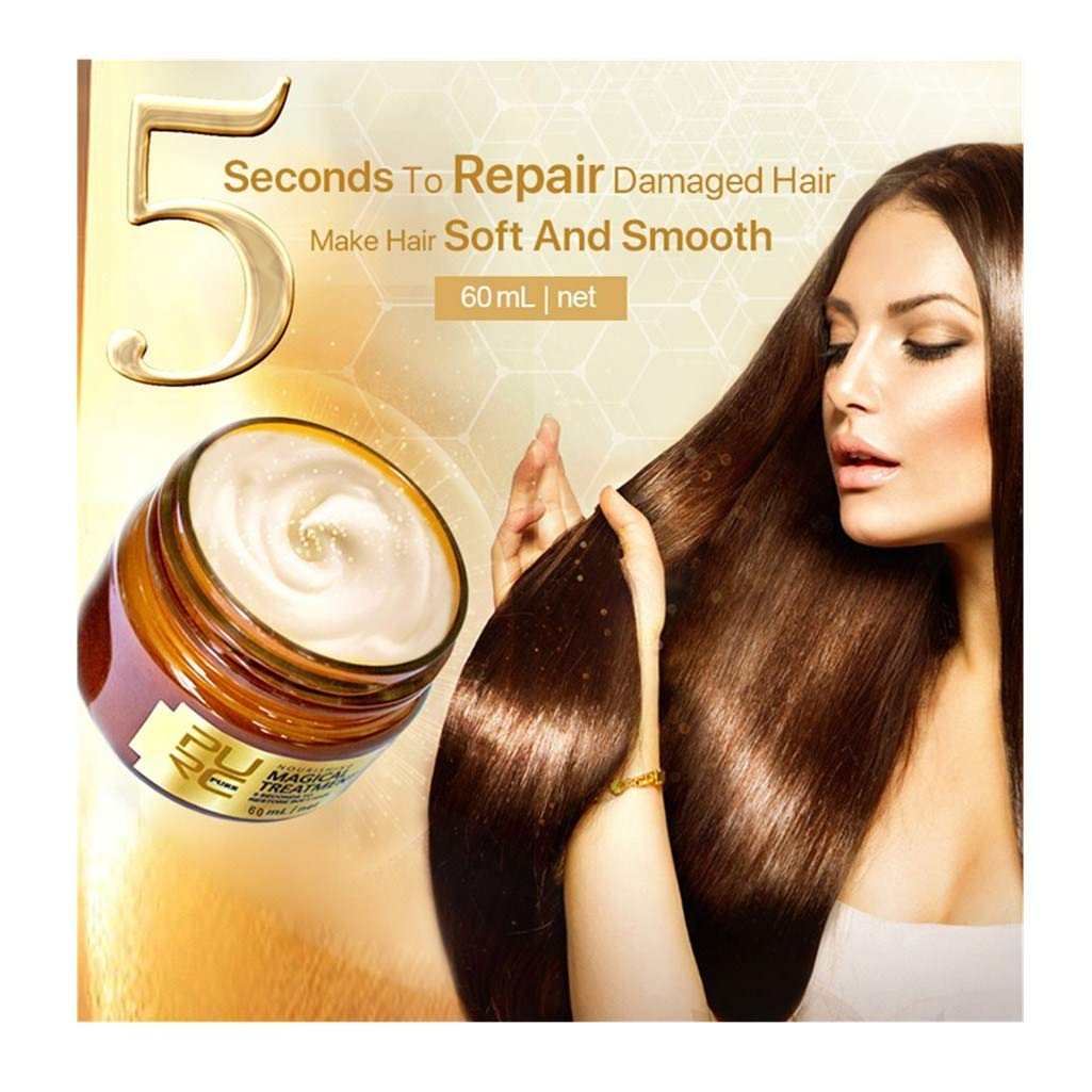 Fxbar Magical Hair Mask Restore Soft Hair for Hair Keratin Hair Care & Scalp Treatment Make The Hair Silky and Shiny …