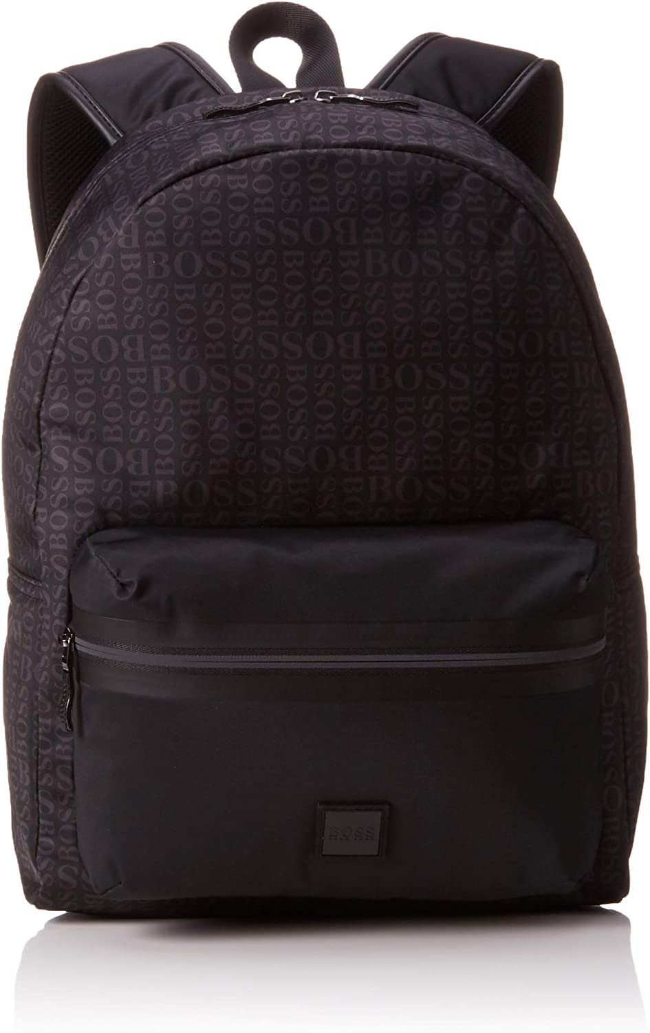 B x H T Noir 12x40x30 cm Black BOSS Lighter/_backpack Sacs /à dos homme