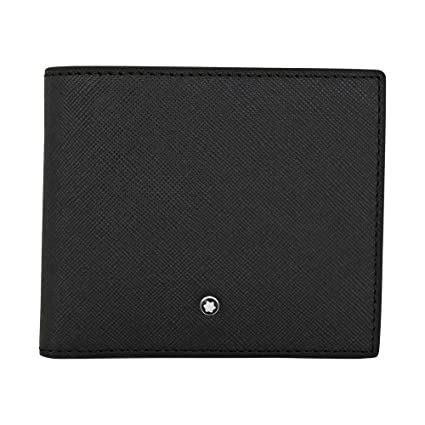 40a760312c6a Amazon.com  Mont Blanc 113222 Sartorial Wallet 4 CC with Coin Pocket   Montblanc  Office Products