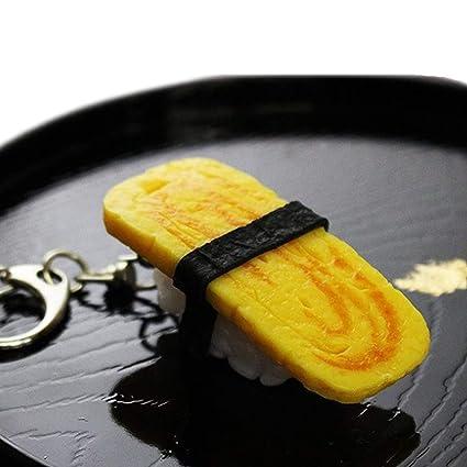 Sushi - Llavero egg-: Amazon.es: Oficina y papelería