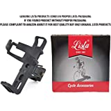 Lista Lista028 Adjustable Bicycle Bottle Holder Seat with Quick Release Clamp