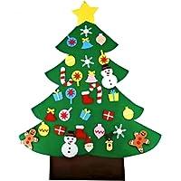 Unique Store Árbol de Navidad de Fieltro, 3ft