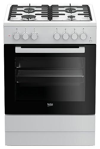 Beko FSE62110DW Libera installazione Gas A Bianco cucina: Amazon.it ...