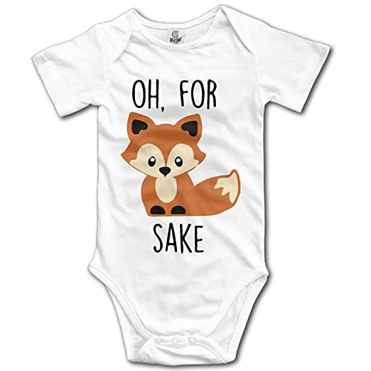 aa1a3c4dc OH for Fox Sake Unisex Baby Summer Comfortable Climbing Clothes Romper  Jumpsuit One-Pieces Bodysuit