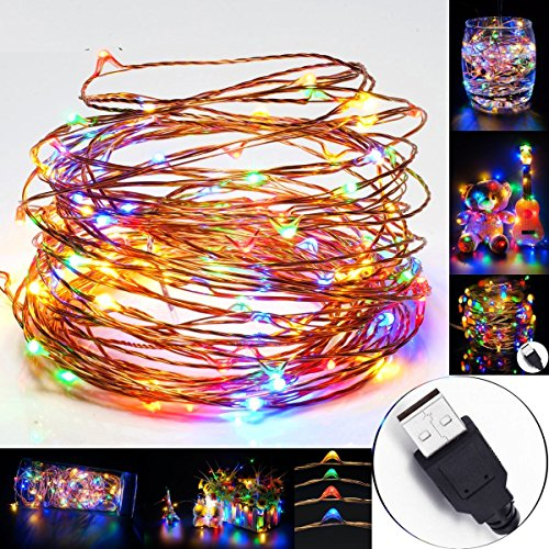 Led Multi Coloured Lights