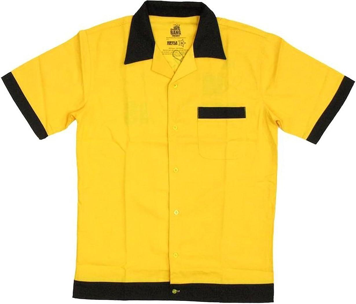 Ripple Junction Big Bang Theory Wesley Crushers Bowling Adult T-Shirt