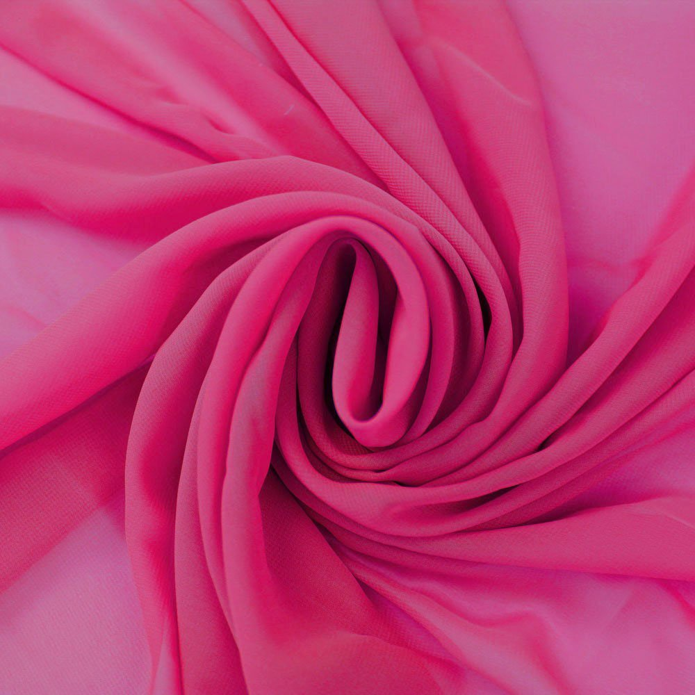 Attractive Amazon.com: Hot Pink Chiffon Fabric By The Yard, Sheer Fabric, Solid Color  Chiffon Fabric, Sheer Chiffon, Fabric By The Yard   1 YARD
