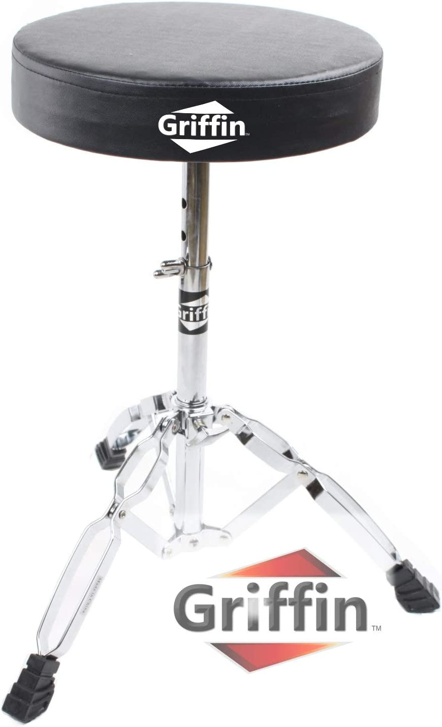 Drum Throne Stand by Griffin - Best for tall people