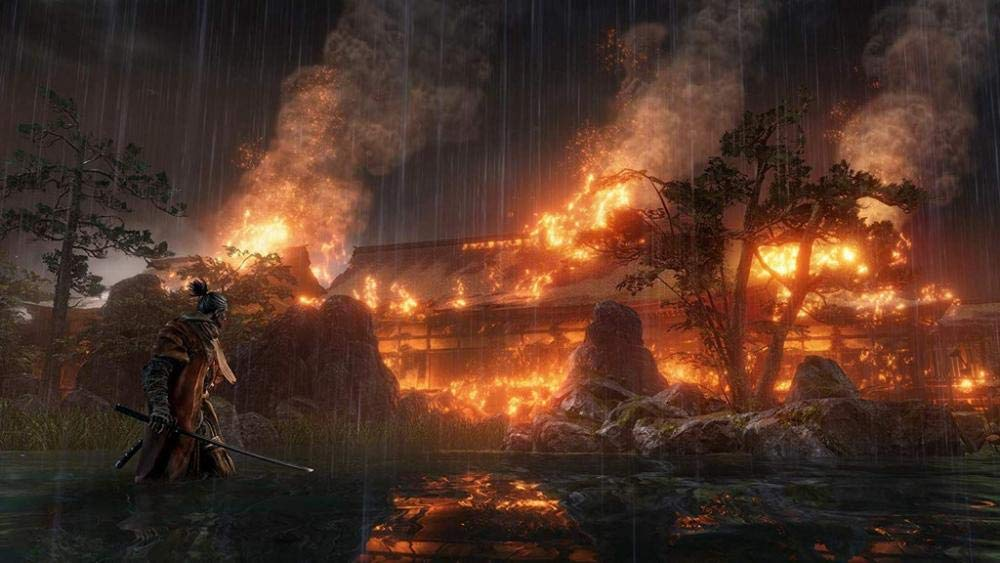 Sekiro: Shadows Die Twice for PlayStation 4 [USA]: Amazon.es ...