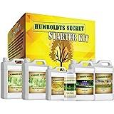 Humboldts Secret Starter Kit Pack – World's Best Indoor & Outdoor Plant Fertilizer and Nutrient System: Base A & B…
