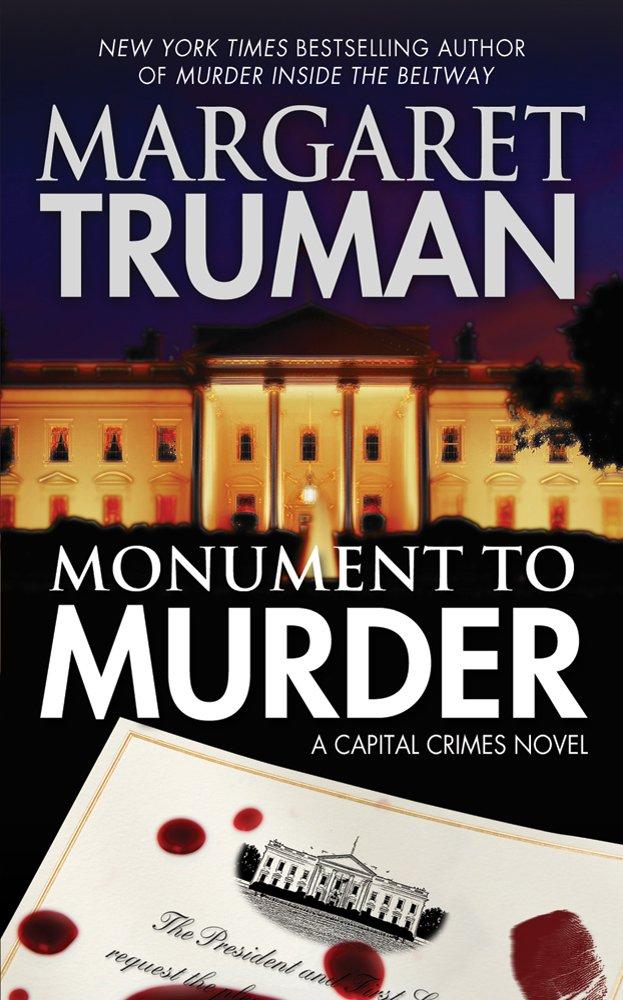 Monument Murder Capital Crimes Novel product image