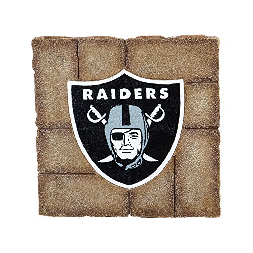 - Team Sports America Oakland Raiders Garden Paver Team Logo Decorative Stepping Stone