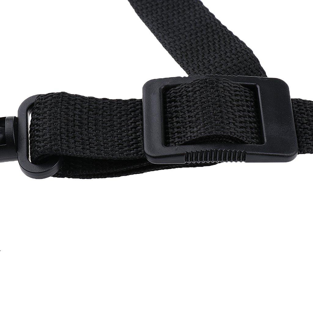 D DOLITY Saxophone Neck Strap Belt Plastic Hook Wind Instrument Accessory