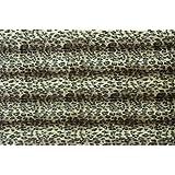 Loloi DANSDA-02Cx005076 Danso DA-02 Cheetah Poly Acrylic 5-Feetx7-Feet 6-Inch Area Rug