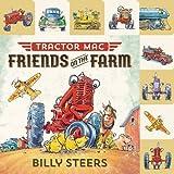 Lift-the-Flap Tab: Tractor Mac: Friends on the Farm (Lift-the-Flap Tab Books)