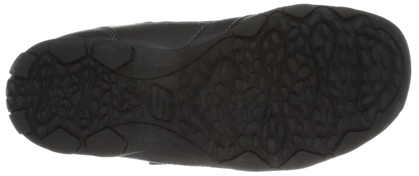 Little Kid Skechers Kids 91629L Diameter Schelling Relaxed Fit Dress Shoe