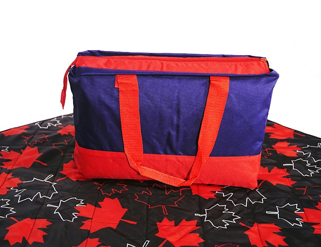 Picnic Blanket Moisture-Proof Pad Camping Waterproof Mat Outdoor Tent Foldable Portable 150200cm (Color : Style 7)