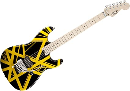 EVH Striped Series BY · Guitarra eléctrica: Amazon.es ...