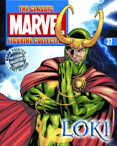Classic Marvel Figurine Collection Magazine #37 (Classic Marvel Magazine)