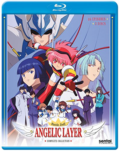 Angelic Star - Angelic Layer [Blu-ray]