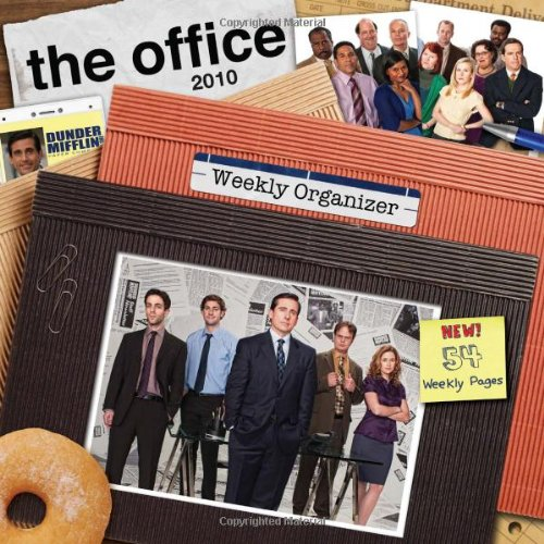 (The Office 2010 Weekly Organizer)