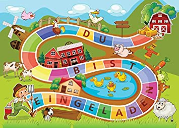 12 Einladungskarten Zum Kindergeburtstag Bauernhof Party / Schatzsuche /  Outdoor / Einladungen Zum Geburtstag Für