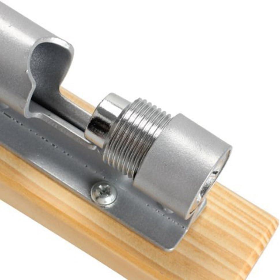 noix noix de macadamia 21 x 5 cm Casse-noix manuel ultra-r/ésistant Casse-noix Casse-noix Noyer Pince Outil de bureau avec manche en bois pour noix de p/écan amandes noix du Br/ésil noisettes